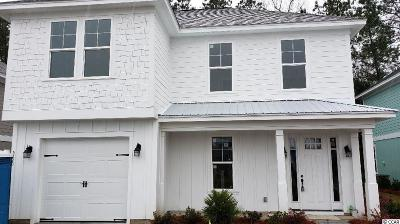 North Myrtle Beach Single Family Home Active Under Contract: 5220 Sea Coral Way
