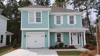 North Myrtle Beach Single Family Home Active-Pend. Cntgt. On Financi: 5216 Sea Coral Way