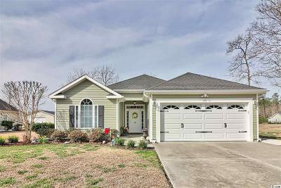 Single Family Home For Sale: 130 Lions Paw Ct.