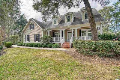 Georgetown Single Family Home For Sale: 59 Woodstork Ln.