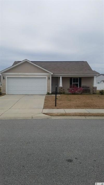 Conway Single Family Home For Sale: 813 Benchmade Rd.