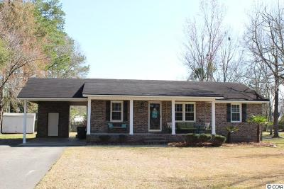 Conway Single Family Home For Sale: 3105 Sawyer St.