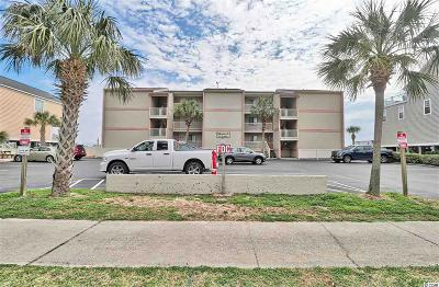 Surfside Beach Condo/Townhouse For Sale: 1511 N Ocean Blvd. #303
