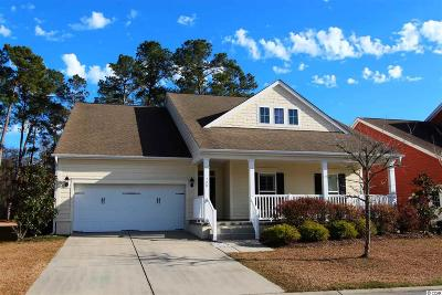 Murrells Inlet Single Family Home For Sale: 740 Dreamland Dr.