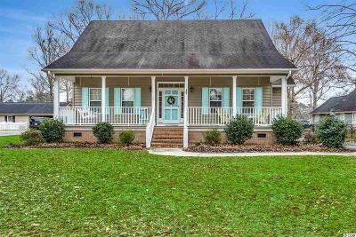 Conway Single Family Home For Sale: 2204 Rosebud Dr.