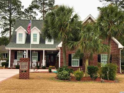 North Myrtle Beach Single Family Home For Sale: 1412 Fox Hollow Way