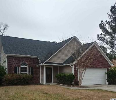 Conway Single Family Home For Sale: 2624 Warm Springs Ln.