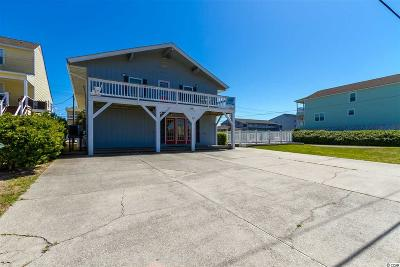 North Myrtle Beach Single Family Home For Sale: 4701 N Ocean Blvd.