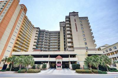North Myrtle Beach Condo/Townhouse For Sale: 501 South Ocean Blvd. #905