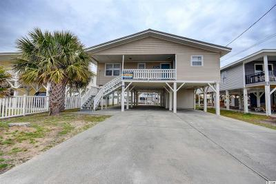 North Myrtle Beach Single Family Home For Sale: 312 48th Ave. N