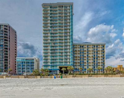 Myrtle Beach Condo/Townhouse For Sale: 2504 N Ocean Blvd. #1432