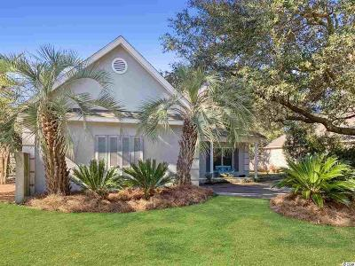 Pawleys Island Single Family Home For Sale: 414 Dornoch Dr.