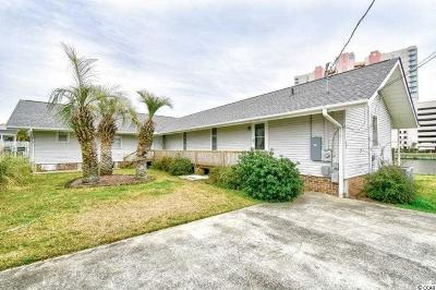 North Myrtle Beach Single Family Home For Sale: 300 35th Ave. N