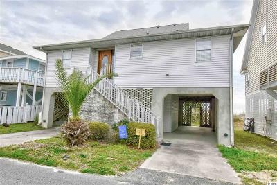 Surfside Beach Single Family Home For Sale: 515 South Seaside Dr.