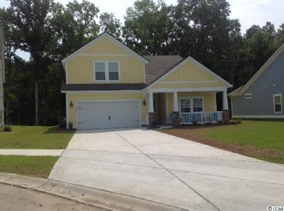 Myrtle Beach Single Family Home For Sale: 2468 Goldfinch Dr.