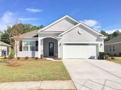 Myrtle Beach Single Family Home Active Under Contract: 5177 Stockyard Loop