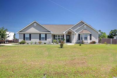 Conway Single Family Home For Sale: 106 Hampton Ridge Rd.