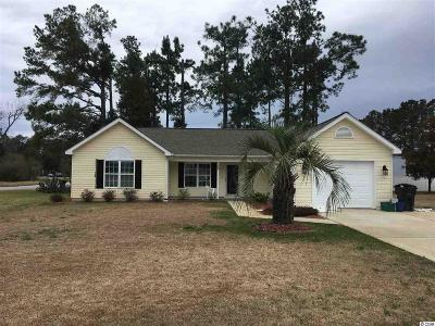 Conway Single Family Home Active-Pend. Cntgt. On Financi: 1000 Mimosa Ct.