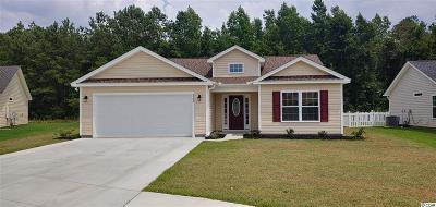 Conway Single Family Home Active-Pend. Cntgt. On Financi: 3372 Merganser Dr.