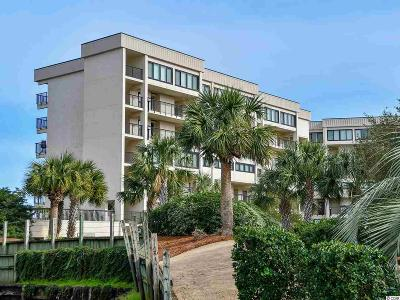 Pawleys Island Condo/Townhouse For Sale: 645 Retreat Beach Circle