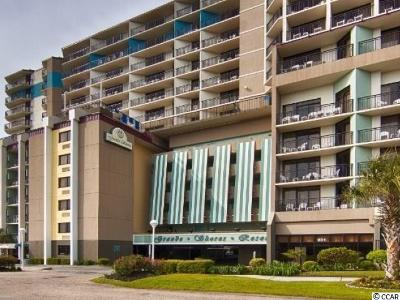 Myrtle Beach Condo/Townhouse For Sale: 201 77th Ave. N #931