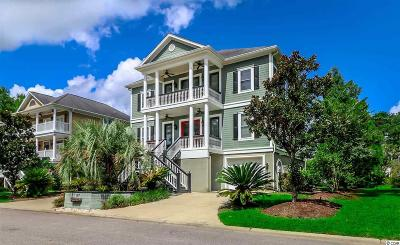 Myrtle Beach SC Single Family Home For Sale: $469,000