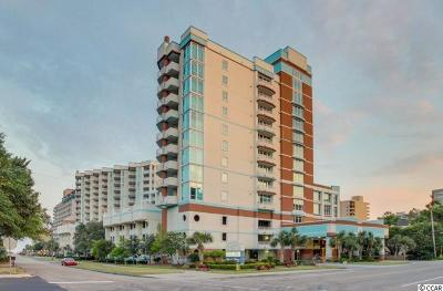 Myrtle Beach Condo/Townhouse For Sale: 215 77th Ave. N #711