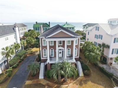 Pawleys Island Single Family Home For Sale: 537 S Dunes Dr.