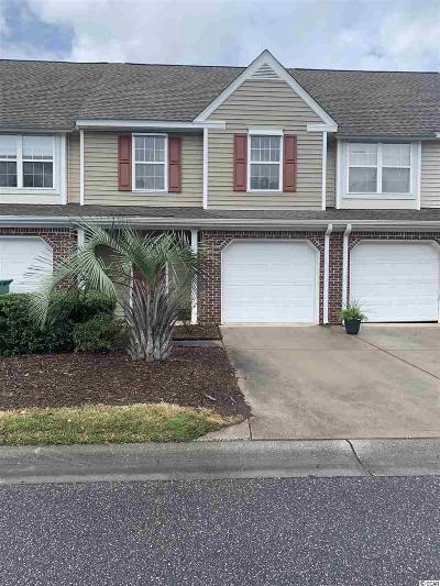 Pawleys Island Condo/Townhouse For Sale: 25 Pond View Dr. #25