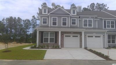 North Myrtle Beach Condo/Townhouse Active-Pend. Cntgt. On Financi: 2422 Kings Bay Rd. #Lot 12