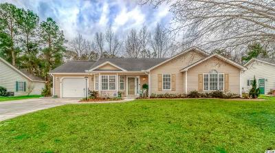Conway SC Single Family Home For Sale: $186,900