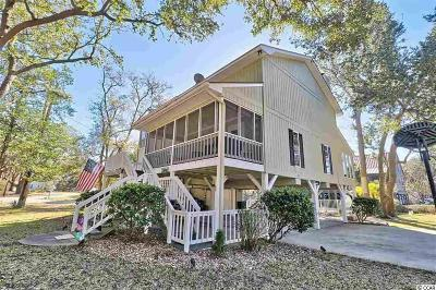 Surfside Beach Single Family Home For Sale: 513 N Myrtle Dr.