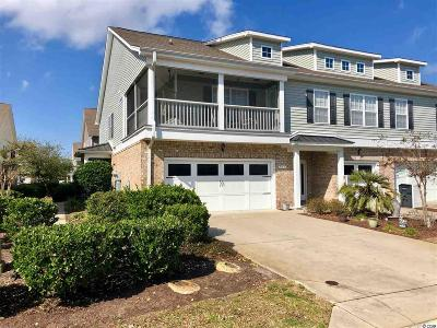 Myrtle Beach Condo/Townhouse For Sale: 517 Hay Hill Ln. #B