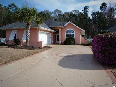 Murrells Inlet Single Family Home For Sale: 7976 Leeward Ln.