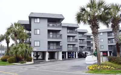 North Myrtle Beach Condo/Townhouse For Sale: 6000 N Ocean Blvd. #E-148