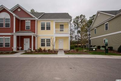 Myrtle Beach Condo/Townhouse For Sale: 1779 Low Country Pl. #F