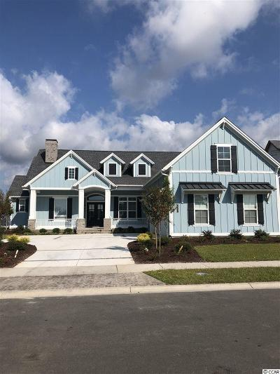 Myrtle Beach Single Family Home Active Under Contract: 5987 Bolsena Place