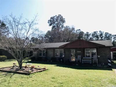Conway Single Family Home For Sale: 624 Rusty Rd.