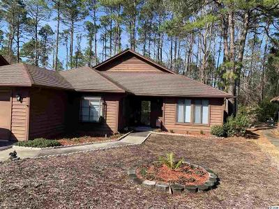 Conway Single Family Home For Sale: 121 Hickory Dr.