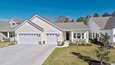 Murrells Inlet Single Family Home For Sale: 284 Sherwood Dr.