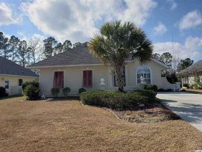 Murrells Inlet Single Family Home For Sale: 10103 Duval St.