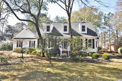 Murrells Inlet Single Family Home For Sale: 4496 Canter Ln.