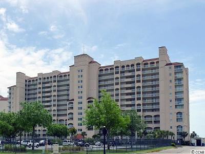 North Myrtle Beach Condo/Townhouse For Sale: 4801 Harbor Pointe Dr. #506