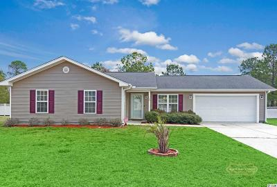 Myrtle Beach Single Family Home For Sale: 140 Babaco Ct.
