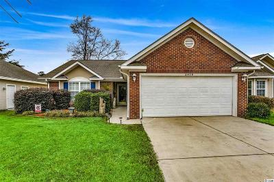 Little River Single Family Home For Sale: 2479 Burning Tree Ln.