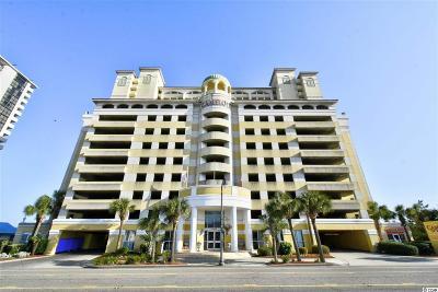Myrtle Beach Condo/Townhouse For Sale: 2000 N Ocean Blvd. #811