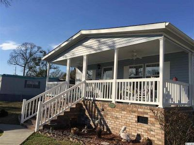 North Myrtle Beach Single Family Home Active-Pend. Cntgt. On Financi: 2411 Barry St.
