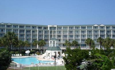 Pawleys Island Condo/Townhouse For Sale: 601 Retreat Beach Circle #209