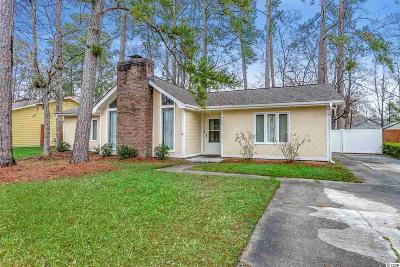 Myrtle Beach Single Family Home For Sale: 169 Brookgate Dr.