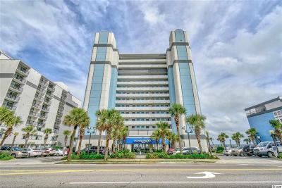 Myrtle Beach Condo/Townhouse For Sale: 2300 N Ocean Blvd. #434